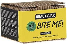 Kup Peeling do ust z olejem kokosowym i masłem shea - Beauty Jar Bete Me Lip Peeling