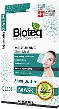 Kup Maska do twarzy na tkaninie - Bioteq Moisturizing Cloth Mask