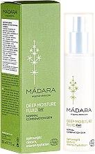 Kup Krem-balsam do głębokiego nawilżania skóry twarzy - Madara Cosmetics EcoFace Deep Moisture Fluid