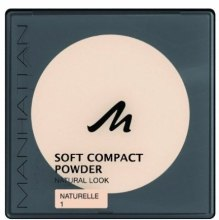 Kup Puder do twarzy - Manhattan Soft Compact Powder
