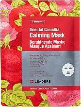 Kup Kojąca maska w płachcie do twarzy - Leaders 7 Wonders Oriental Camellia Calming Mask