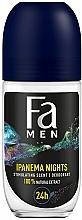 Kup Dezodorant w kulce bez soli glinu dla mężczyzn - Fa Men Ipanema Nights Deo Roll On