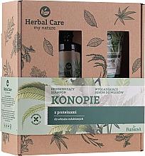 Kup Zestaw - Farmona Herbal Care (h/shm/330ml + h/ser/100ml)