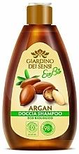 Kup Żel pod prysznic Olej arganowy - Giardino dei Sensi Argan Eco Bio Shower Gel