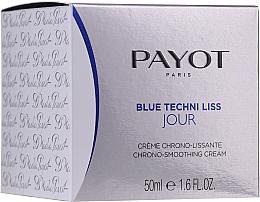 Wygładzający krem do twarzy - Payot Blue Techni Liss Jour — фото N2