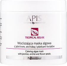 Kup Wyciszająca maska algowa - APIS Professional Tropical Relax