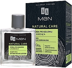 Kup Balsam po goleniu - AA Men Natural Care Sooting After-Shave Lotion