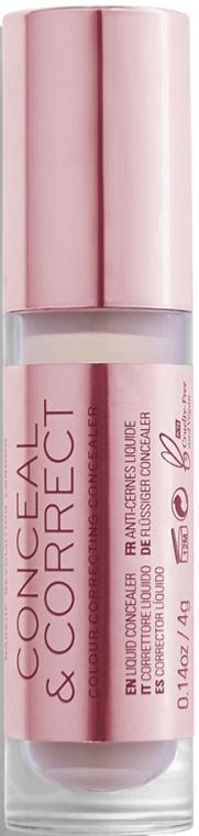 Korektor do twarzy - Makeup Revolution Conceal And Correct