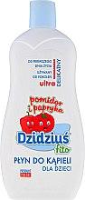Kup Ultradelikatny płyn do kąpieli dla dzieci od pierwszego dnia życia Pomidor i papryka - Dzidzius Fito