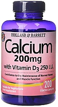 Kup Wapń i witamina D - Holland & Barrett Calcium with Vitamin D3 200mg