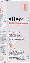 Kup Żel myjący do skóry podrażnionej i alergicznej - Allerco Emolienty Molecule Regen7 Gel