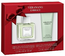 Kup Vera Wang Embrace Green Tea & Pear Blossom Gift Set - Zestaw (edt 30 ml + b/lot 75 ml)