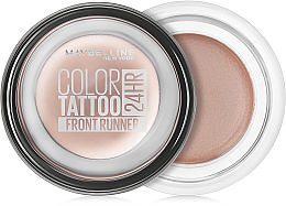 Kup PRZECENA! Kremowo-żelowy cień do powiek - Maybelline Color Tattoo 24 Hour *