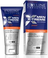 Kup Nawilżający krem-żel 6 w 1 przeciw oznakom starzenia dla mężczyzn - Eveline Cosmetics Men X-Treme Power