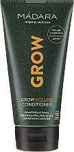 Kup Odżywka zwiększająca objętość włosów - Mádara Cosmetics Grow Volume Conditioner