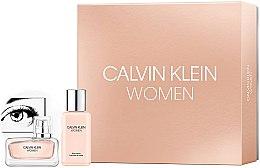 Calvin Klein Women - Zestaw (edp 30 ml + b/lot 100 ml) — фото N1