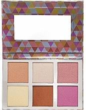 Kup Paleta do makijażu - Bellapierre Glowing Palette 2