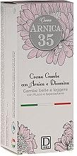 Kup Chłodzący krem do nóg z ruszczykiem i kasztanowcem - Arnica 35 Cooling Foot Cream