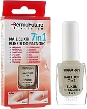 Kup PRZECENA! Eliksir do paznokci 7 w 1 - DermoFuture*