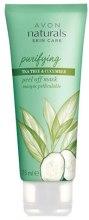 Kup Oczyszczająca maseczka do twarzy Drzewo herbaciane i ogórek - Avon Naturals