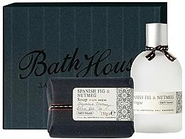 Kup Bath House Spanish Fig and Nutmeg - Zestaw (edc 100 ml + soap 150 g)