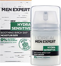 Kup Krem nawilżająco-kojący dla cery wrażliwej - L'Oreal Paris Men Expert Hydra Sensitive