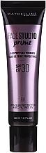 Kup Ochronna baza do twarzy - Maybelline Face Studio Prime Protecting Primer 60 SPF 30