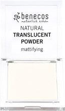 Kup Matujący puder transparentny - Benecos Natural Translucent Powder Mission Invisible