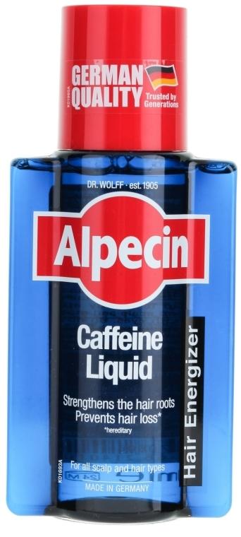 Kofeinowy tonik do włosów - Alpecin Caffeine Liquid