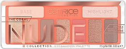 Kup Paleta cieni do powiek - Catrice The Coral Nude Collection Eyeshadow Palette