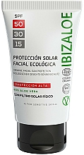 Kup Masło do ciała do opalania - Ibizaloe Organic Sun Protection SPF 50