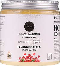 Kup Peeling do ciała - GoSpa Professional Body Scrub