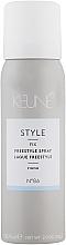 Kup Lakier do włosów średnio utrwalający - Keune Style Freestyle Spray Travel Size