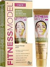 Kup Antyoksydacyjna mezo-maska odmładzająca do twarzy z kwasem hialuronowym - FitoKosmetik Hair Fitness Model