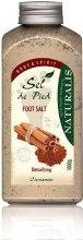 Kup Sól do kąpieli stóp - Naturalis Sel de Pied Cinnamon Foot Salt