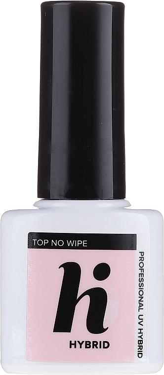 Zestaw startowy do manicure (n/base 5 ml + n/top 5 ml + n/polish 5 ml + n/cl 50 ml + lamp + baff + n/file 1 pc)  - Hi Hybrid — фото N5