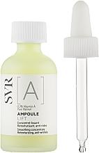 Kup Wygładzający koncentrat do twarzy z witaminą A - SVR [A] Ampoule Lift Smoothing Concentrate