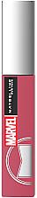 Kup Długotrwała szminka w płynie - Maybelline Super Stay Matte Ink Marvel