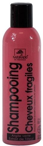 Szampon do włosów wrażliwych - Naturado Shampooing Cheveux Fragiles — фото N1