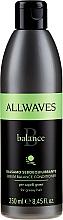 Kup Odżywka do włosów tłustych - Allwaves Balance Sebum Balancing Conditioner