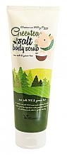 Kup Peeling solny do ciała z ekstraktem z zielonej herbaty - Elizavecca Body Care Milky Piggy Greentea Salt Body Scrub