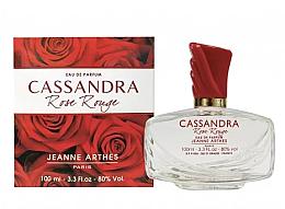 Kup Jeanne Arthes Cassandra Rose Rouge - Woda perfumowana