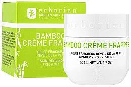 Kup Żelowy krem nawilżający do twarzy - Erborian Bamboo Creme Frappee Fresh Hydrating Face Gel