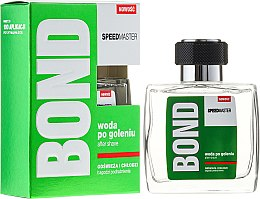 Kup Balsam po goleniu - Bond Speedmaster After Shave Lotion