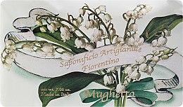 Kup Mydło w kostce Konwalia - Saponificio Artigianale Fiorentino Lily of The Valley