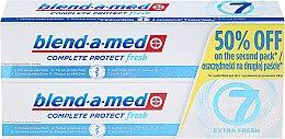 Kup Zestaw past do zębów - Blend-a-med Complete 7 Extra Fresh