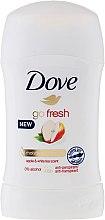 Kup Dezodorant w sztyfcie Jabłko i biała herbata - Dove Go Fresh Apple & White Tea Deodorant
