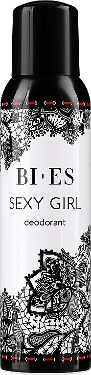 Perfumowany dezodorant w sprayu - Bi-es Sexy Girl