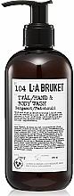 Kup Mydło w płynie do rąk i ciała Bergamotka i paczula - L:A Bruket No. 104 Hand & Body Wash Bergamot/ Patchouli