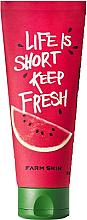 Kup Nawilżająco-orzeźwiający krem-żel do twarzy Arbuz - Superfood Fresh Food For Skin Moisturizing Watermelon Aqua Facial Gel Cream